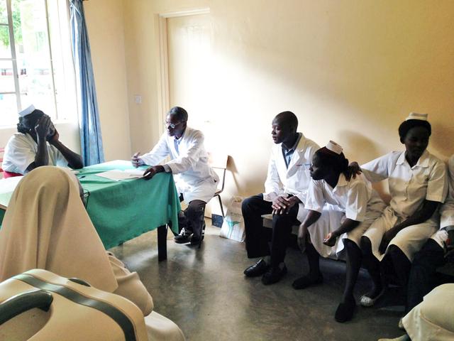 日本、インドネシア、ウガンダ…世界で活躍する薬剤師に聞く、日本赤十字社というキャリア③