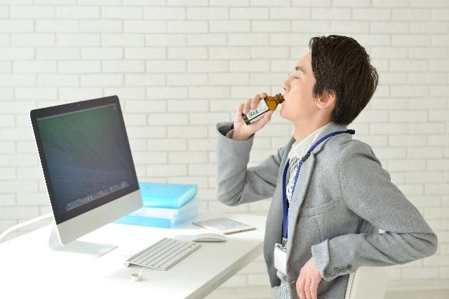 風邪のとき栄養ドリンクは飲んではいけない?お薬と栄養ドリンクの関係