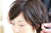 脱毛が始まったら? 医療用かつらのつけ方と頭皮のシャンプー法